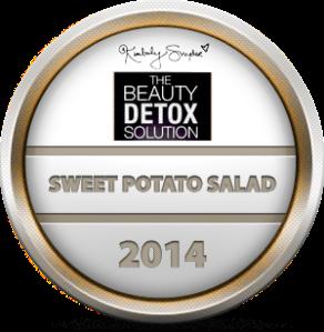 Sweet potato badge